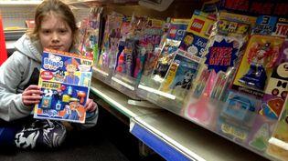 Photo accompagnant la pétition lancée sur change.org par Skye Neville pour l'interdiction des jouets en plastique dans les magazines pour enfants. (CAPTURE D'ECRAN)