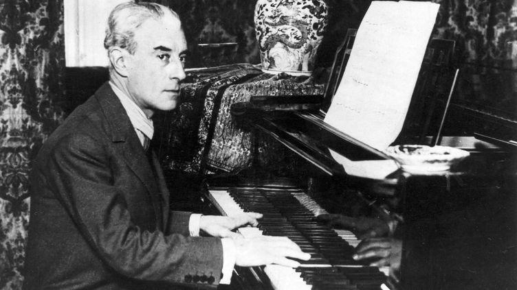 Maurice Ravel en 1932. (ULLSTEIN BILD DTL. / ULLSTEIN BILD)