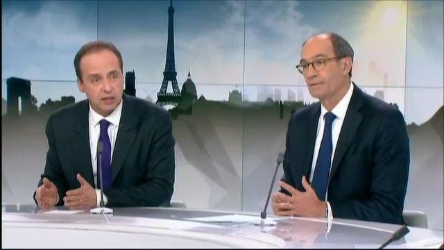 """Régionales : """"Partout où le FN peut gagner, nous souhaitons le retrait des listes arrivées troisièmes"""", lance Lagarde (UDI)"""