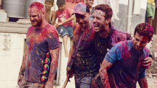 Coldplay en Inde en 2015  (Julia Kennedy / Parlophone)