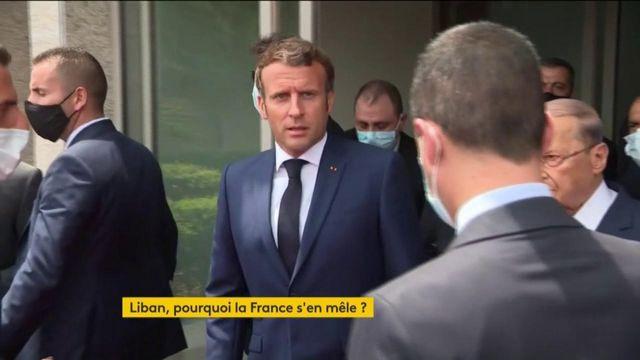 La France et le Liban, deux pays historiquement liés