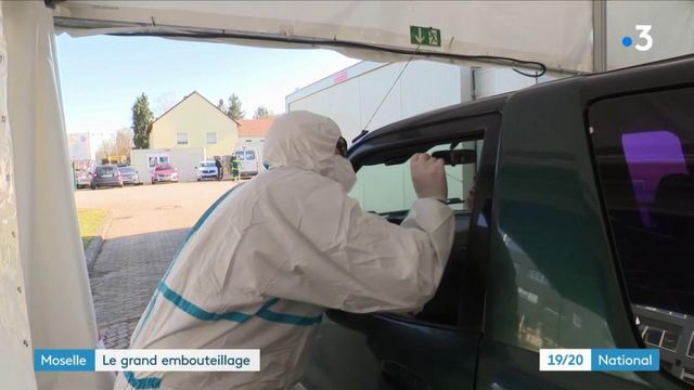 Frontière Moselle/Allemagne : les travailleurs français en colère après le durcissement des conditions d'entrée