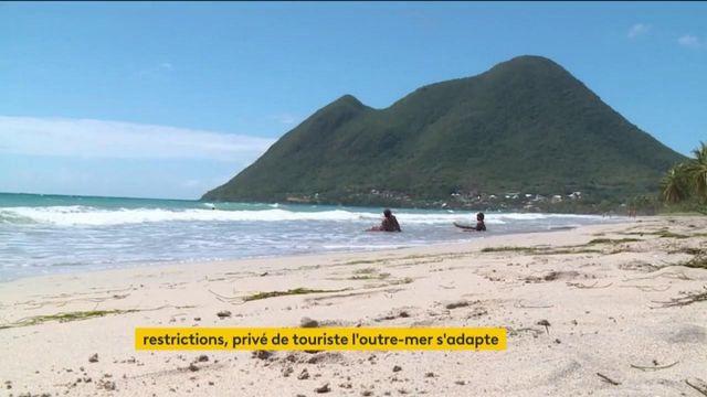 Coronavirus : Martinique et Guadeloupe privés de touristes