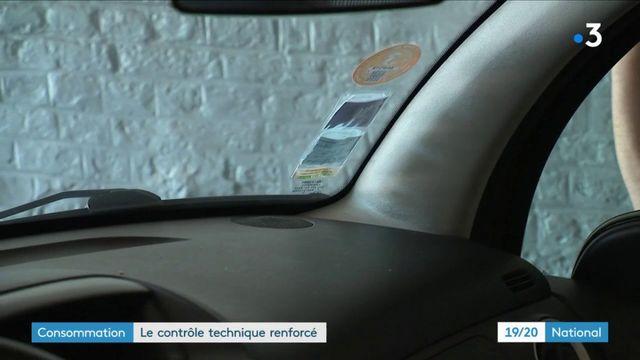 Automobile : le contrôle technique renforcé est en vigueur