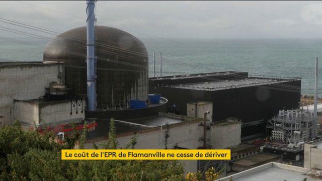 Manche : énième déboire pour l'EPR de Flamanville