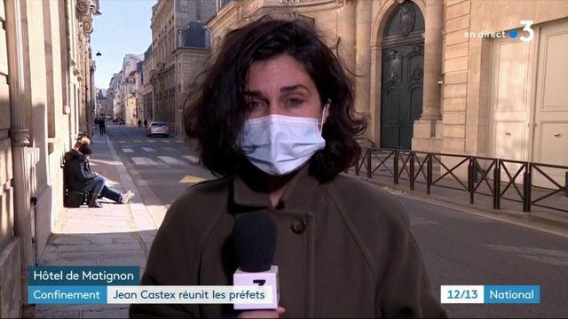 Confinement : pas de nouvelles mesures, après une réunion avec les préfets à Matignon