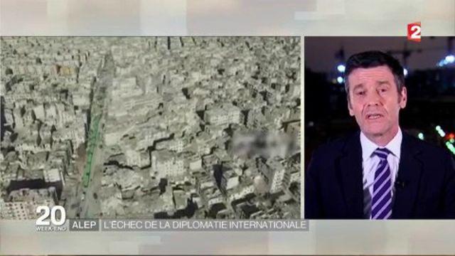 Syrie : l'échec de la diplomatie internationale