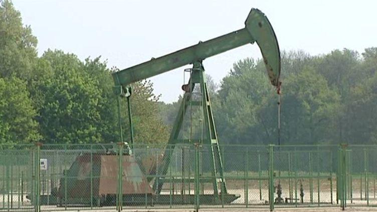 forage de pétrole (France3 Ile-de-France)