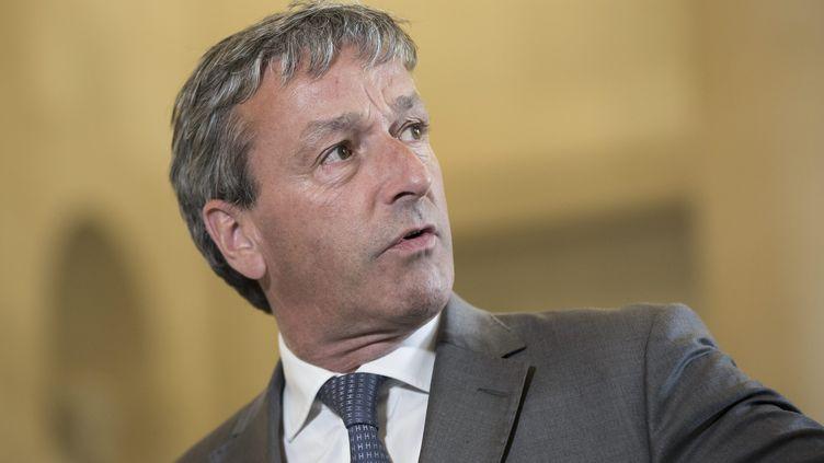Le député UDI Philippe Vigier, le 8 juillet 2015 à Paris. (  MAXPPP)