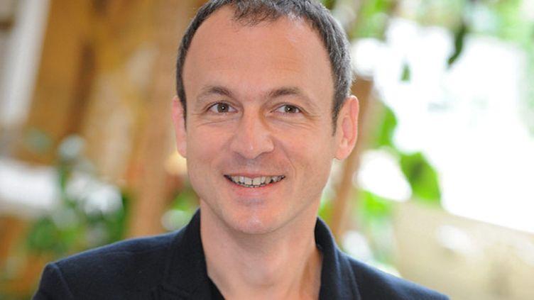Vincent Bergeot en 2012.  (Frédéric Chambert / Le Progrès / MaxPPP)