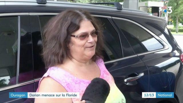 États-Unis : l'ouragan Dorian menace la Floride