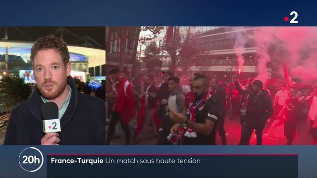 Euro 2020 : la France et la Turquie jouent leur qualification sur fond de crise en Syrie