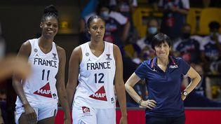 Les Françaises ont remporté leur deux premières rencontres de poule. (ANN-DEE LAMOUR / CDP MEDIA)