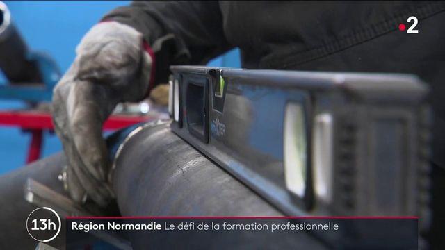 Normandie : les opportunités de la formation professionnelle, financée par la région