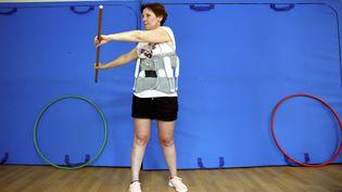 Pour traiter la lombalgie chronique et le mal de dos, l'exercice physique est vivement recommandé. (MAXPPP)