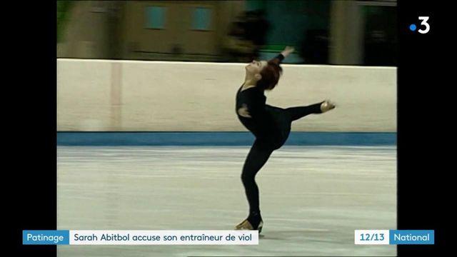 Sport : l'ancienne championne de patinage artistique Sarah Abitbol accuse son entraîneur de viol