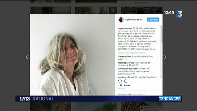 Tendance : assumer et mettre en valeur les cheveux blancs