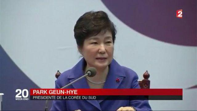 Corée du Sud : une présidente sous influence