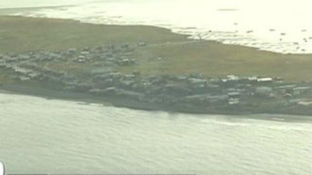En Alaska, les inuits victimes du réchauffement climatique