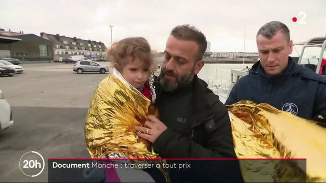 Migrants : traverser la Manche à tout prix