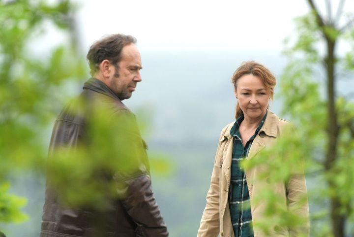 "Olivier Gourmet et Catherine Frot dans ""Sage femme"" de Martin Provost  (Universum Film GmbH)"