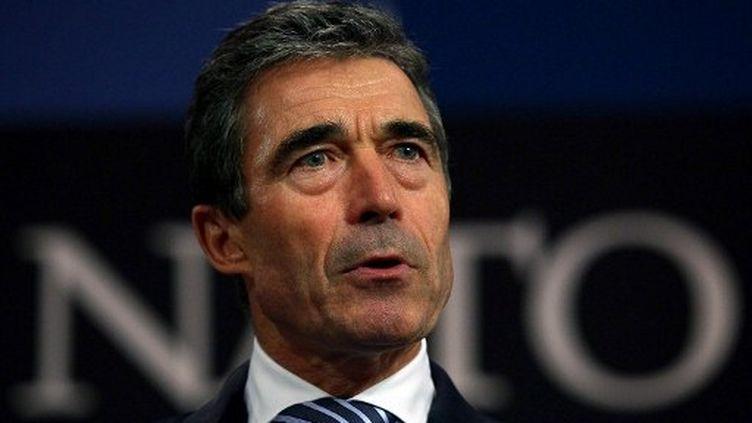 Anders Fogh Rasmussen (WIN MCNAMEE / POOL / AFP)