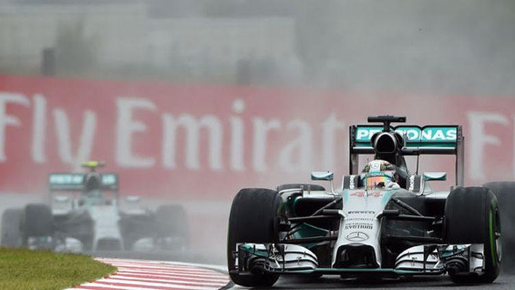 Le pilote britannique a remporté son 8e Grand Prix de la saison à Suzuka