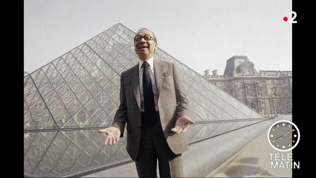 Ieoh Ming Pei, architecte de la pyramide du Louvre, est mort