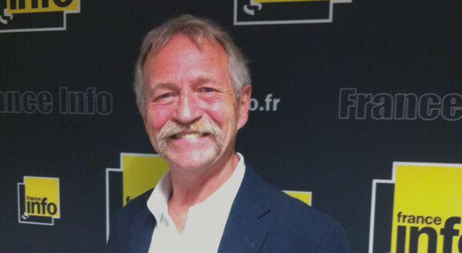(José Bové, tête de liste EELV dans le Sud-Ouest © Radio France - Laetitia Heuveline)