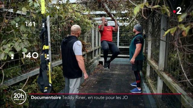 Documentaire : Teddy Riner, en route pour les JO