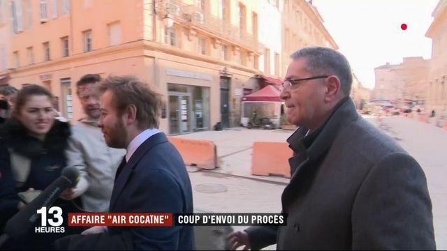 Air Cocaïne : coup d'envoi du procès devant les assises d'Aix-en-Provence