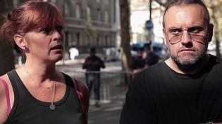 Attentats du 13 novembre 2015 : Edith Seurat et Bruno Poncet, rescapés du Bataclan, témoignent (France 2)