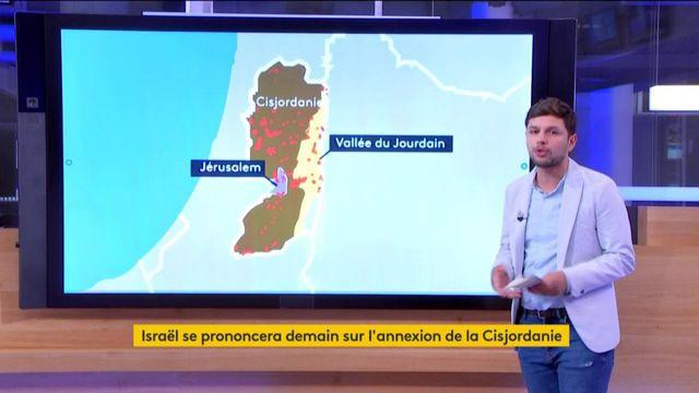 La Vallée du Jourdain, région indispensable pour Israël