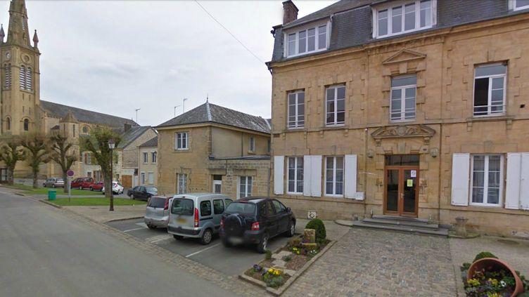 Une vingtaine de jeunes ont fugué quelques heures du centre éducatif de Bazeilles (Ardennes), le 28 août 2012. (GOOGLE MAPS / FTVI )