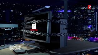 """""""Envoyé spécial"""" Ransomware (FRANCE 2 / FRANCETV INFO)"""