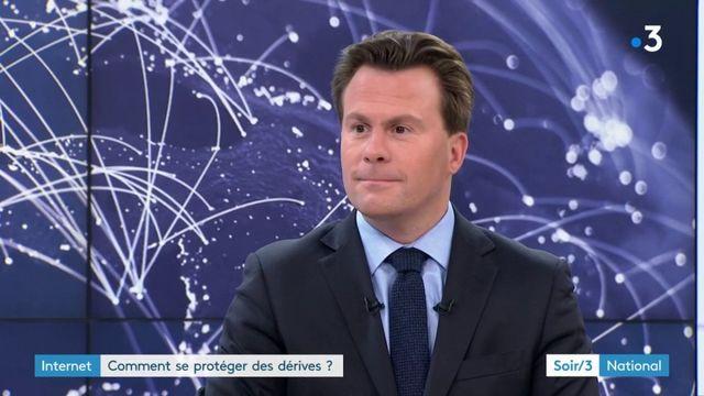 Internet : Macron ne veut pas laisser la maîtrise totale aux GAFAM