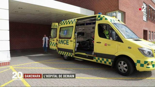 Danemark : à la découverte de l'hôpital de demain