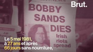 Bobby Sands, le militant de l'extrême (BRUT)