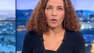 Sandrine Aramon. (CAPTURE D'ÉCRAN FRANCE 3)