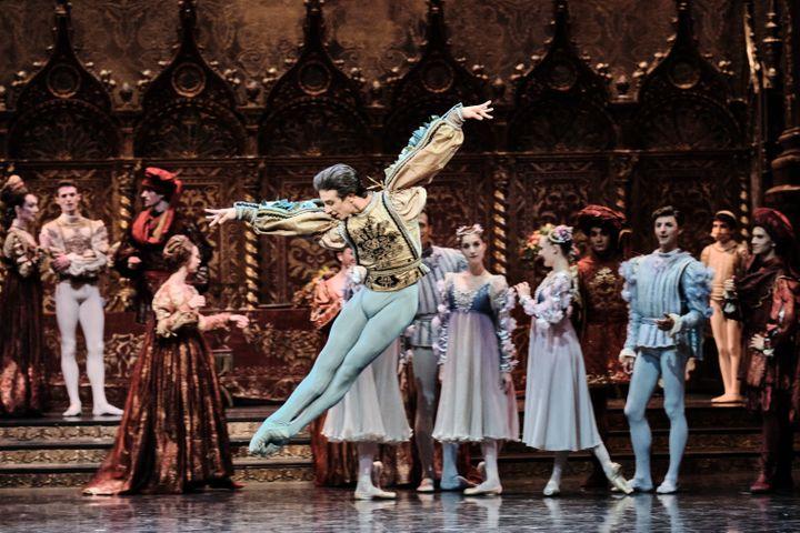 Francesco Mura - Mercutio (AGATHE POUPENEY / DIVERGENCE)