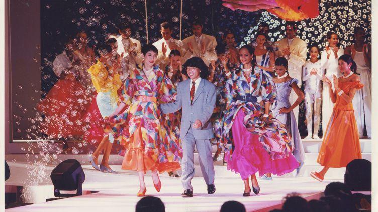 Un défilé Kenzo Takada (DR)