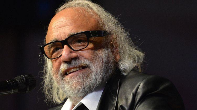 Demis Roussos en concert à Moscou (21 septembre 2012)  (IIiya Pitalev / Ria Novosti / AFP)
