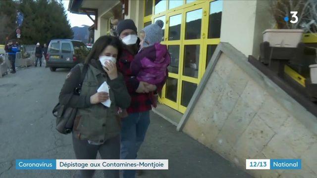 Coronavirus 2019-nCoV : opération dépistage aux Contamines-Montjoie