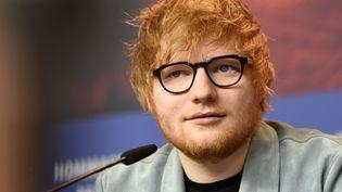 Le chanteur britannique Ed Sheeran en février 2018  (Clemens Niehaus / Geisler-Fotopres / Geisler-Fotopress / DPA)