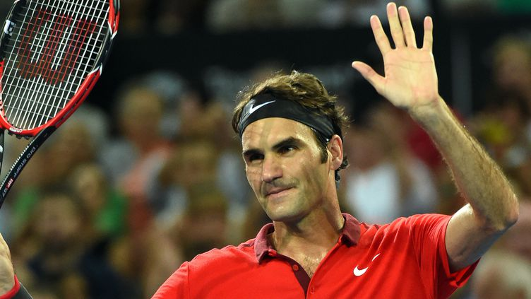 Roger Federer (Brisbane 2015)