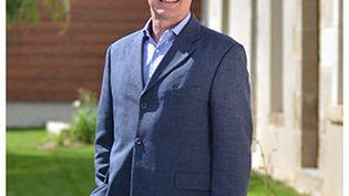Hugues Triballat, le président des laiteries Rians. (Rians)