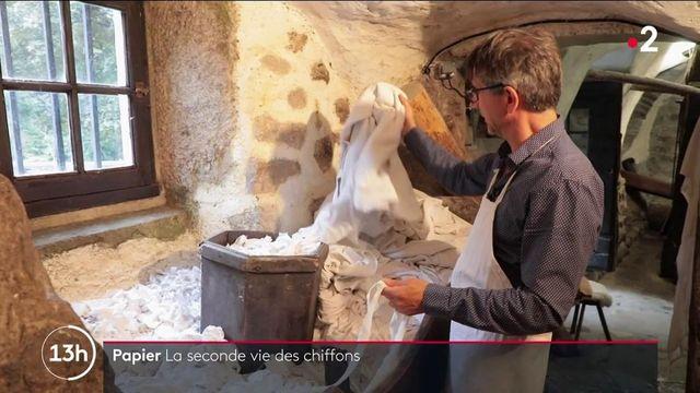 Patrimoine : à la découverte du plus ancien moulin à papier de France