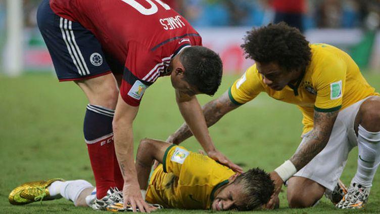 La blessure de Neymar contraint le Brésil à s'adapter