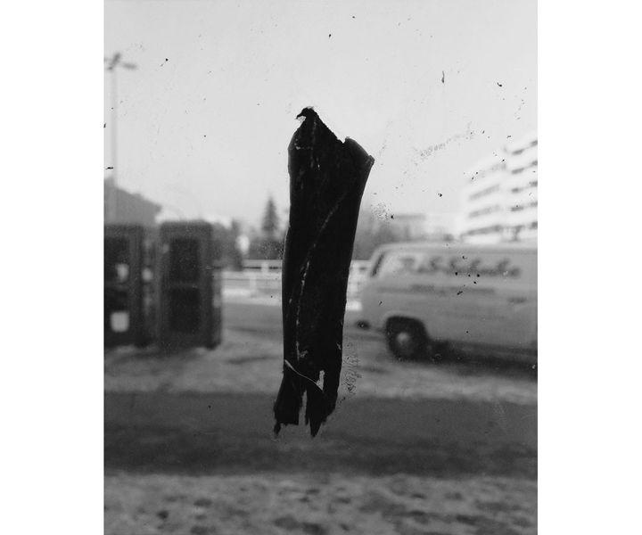 """Michael Schmidt, Sans titre """"Waffenruhe"""" [ Cessez-le-feu ], 1985-87 (© Foundation for Photography and Media Art with the Michael Schmidt Archive)"""