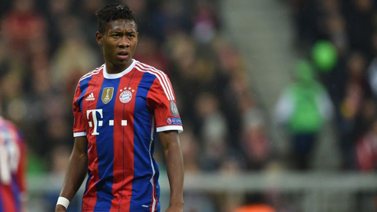 David Alaba (Bayern Munich) (ANDREAS GEBERT / DPA)